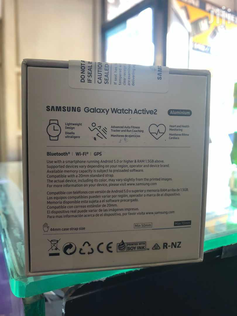 Samsung Galaxy Watch Active 2 | Smart Watches & Trackers for sale in Kampala, Central Region, Uganda