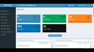 Stock / Inventory Management System | Computer & IT Services for sale in Central Region, Kampala