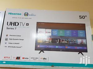 50 Inch Hisense Smart TV