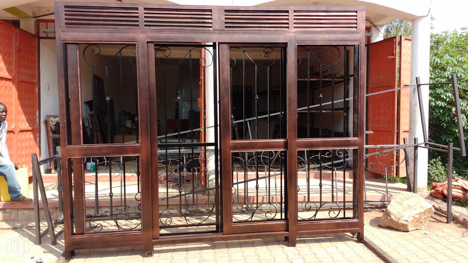 Front Door Brown | Doors for sale in Kampala, Central Region, Uganda