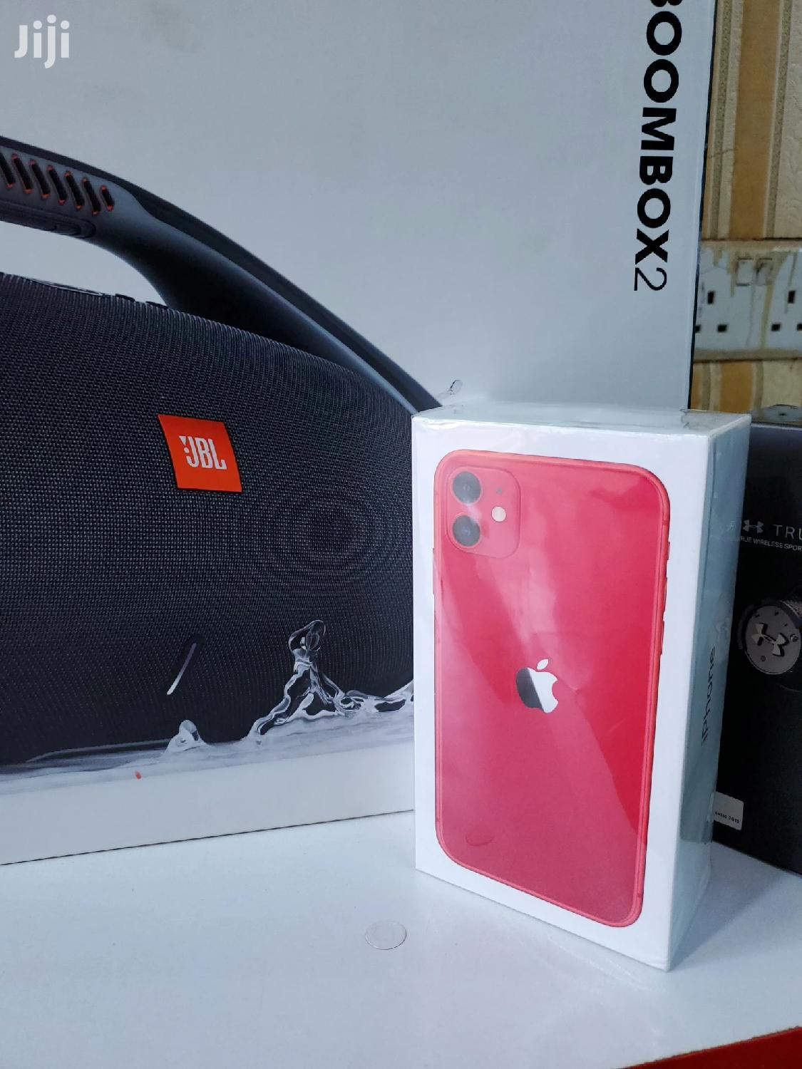 New Apple iPhone 11 128 GB Red | Mobile Phones for sale in Kampala, Central Region, Uganda
