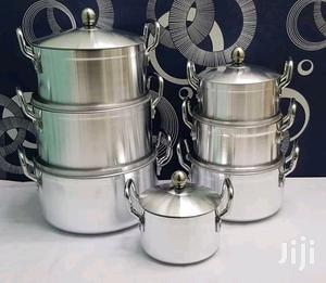 Germany Made Original Cooking Pans 7pieces Set
