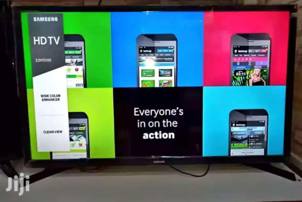 Samsung Flat Screen Digital TV 32 Inches | TV & DVD Equipment for sale in Kampala, Central Region, Uganda