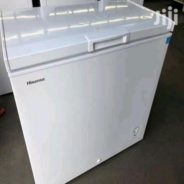 330L Hisense Chest Freezer