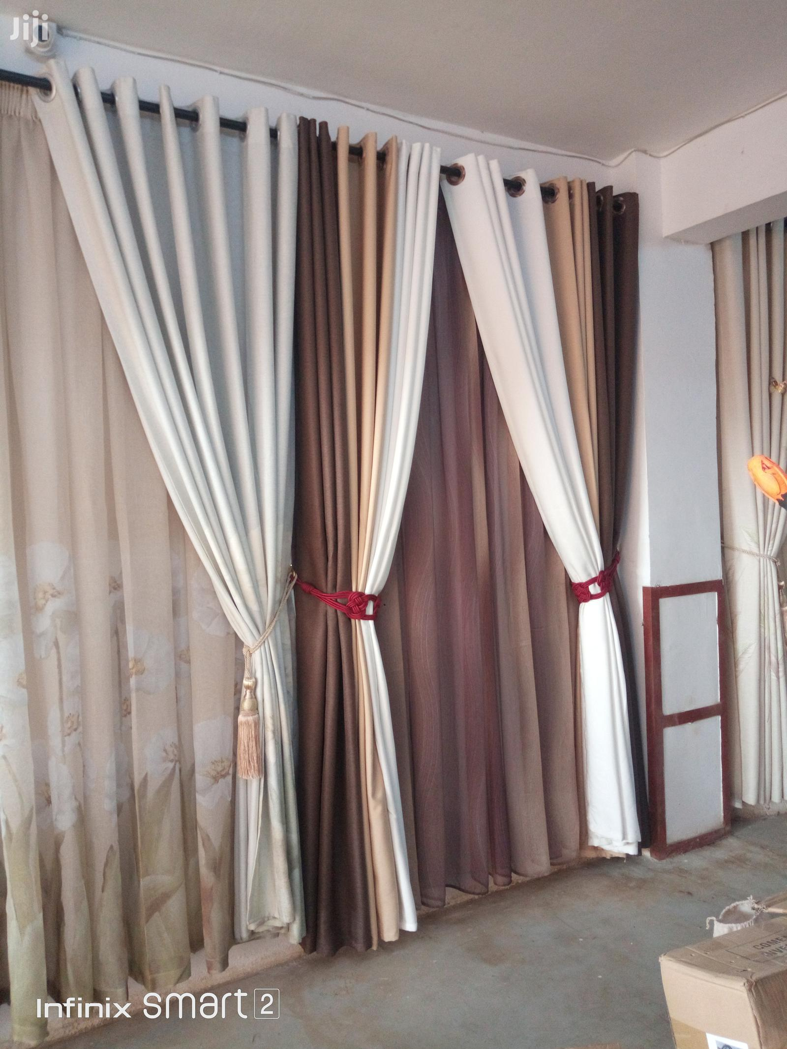 Archive: Curtains and Rods