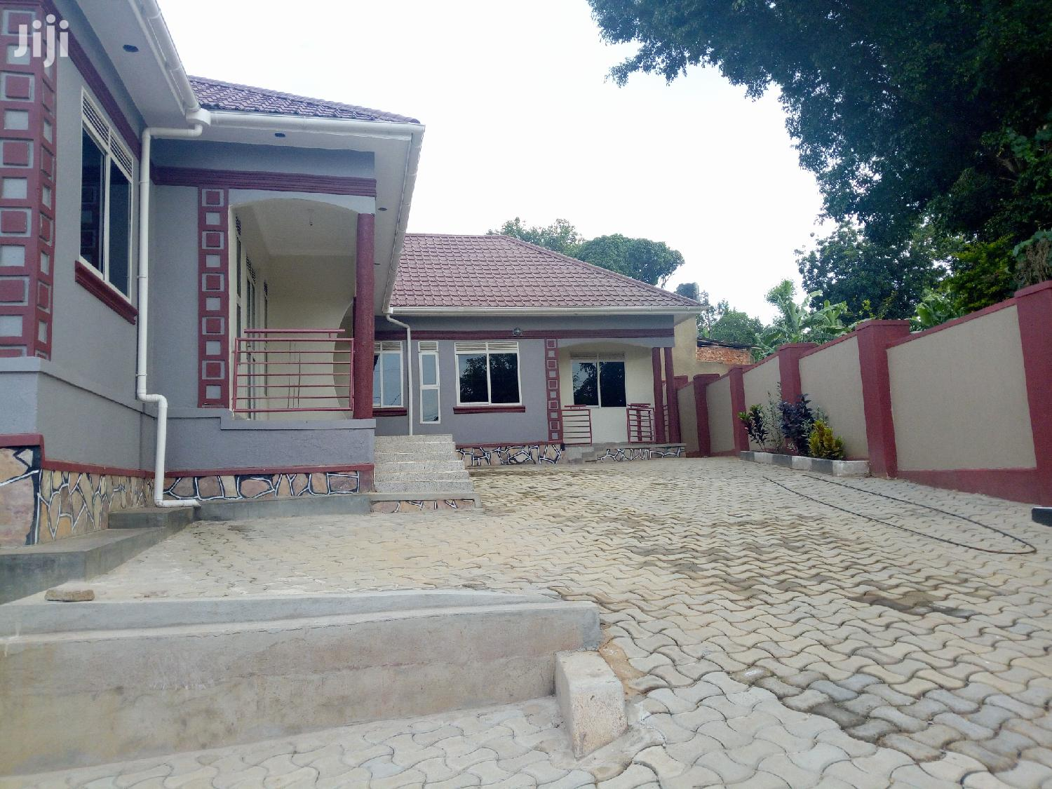 Kyanja Two Bedroom House for Rent