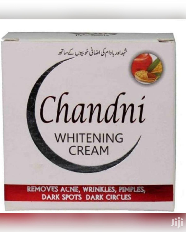 Discoloration Around Eyes: Chandni Whitening Cream In Kampala