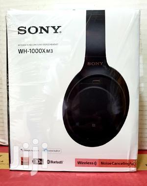 New Sony Smart Headphones