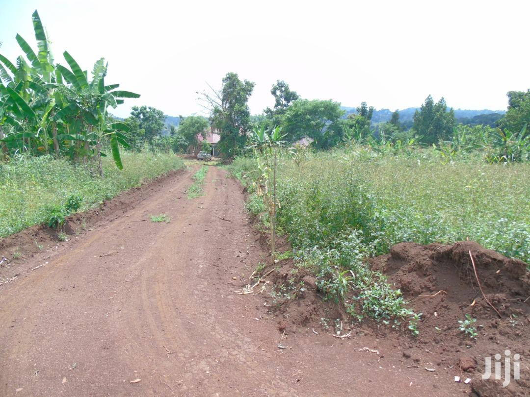 Archive: Plots On Sale In Gayaza Kiwenda
