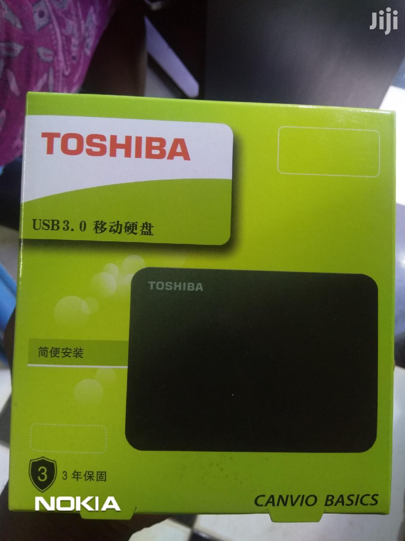 Toshiba /Western Digital External Storage