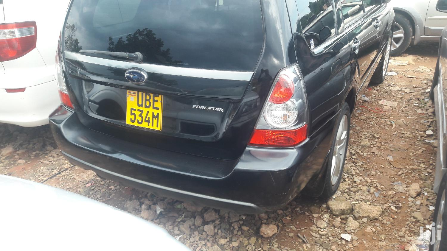 Subaru Forester 2005 Black | Cars for sale in Kampala, Central Region, Uganda