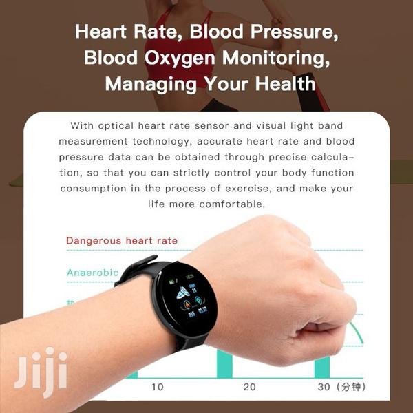 Unisex Bluetooth Health Fitness Tracker Smart Watch | Smart Watches & Trackers for sale in Kampala, Central Region, Uganda