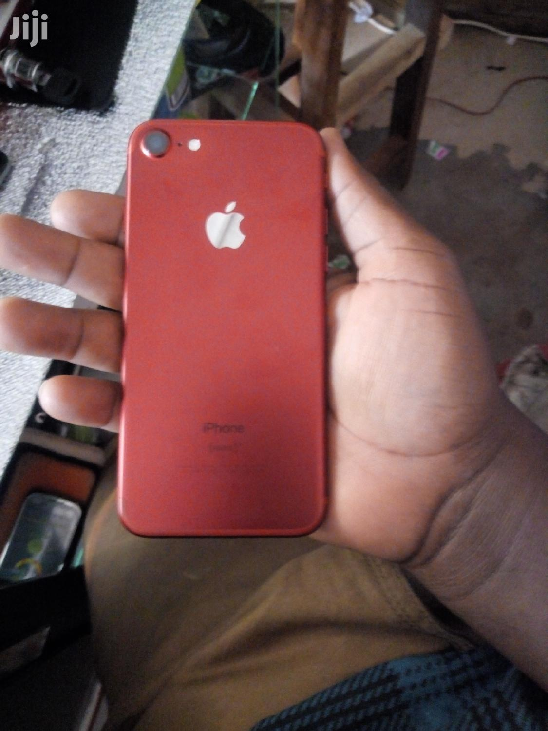Apple iPhone 7 128 GB Red | Mobile Phones for sale in Kampala, Central Region, Uganda