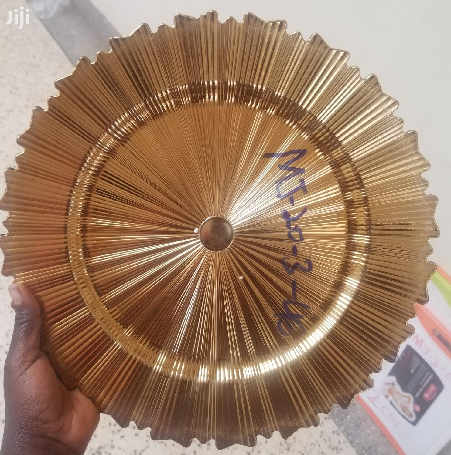 Charger Plates | Kitchen & Dining for sale in Kampala, Central Region, Uganda