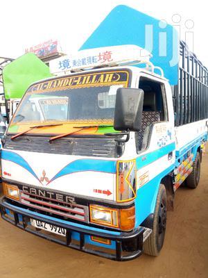 Mitsubishi Canter Truck 1994 White
