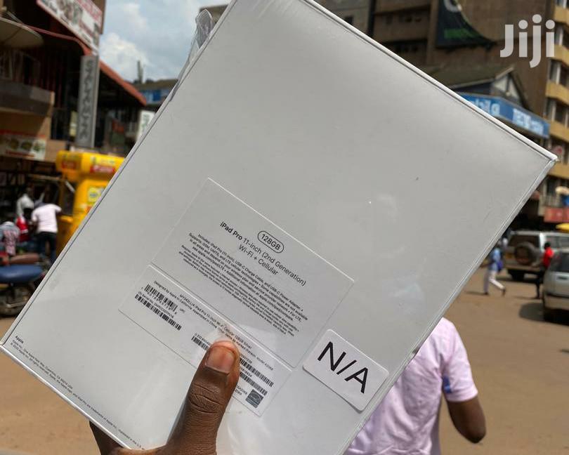 New Apple iPad Pro 11 128 GB Gray | Tablets for sale in Kampala, Central Region, Uganda