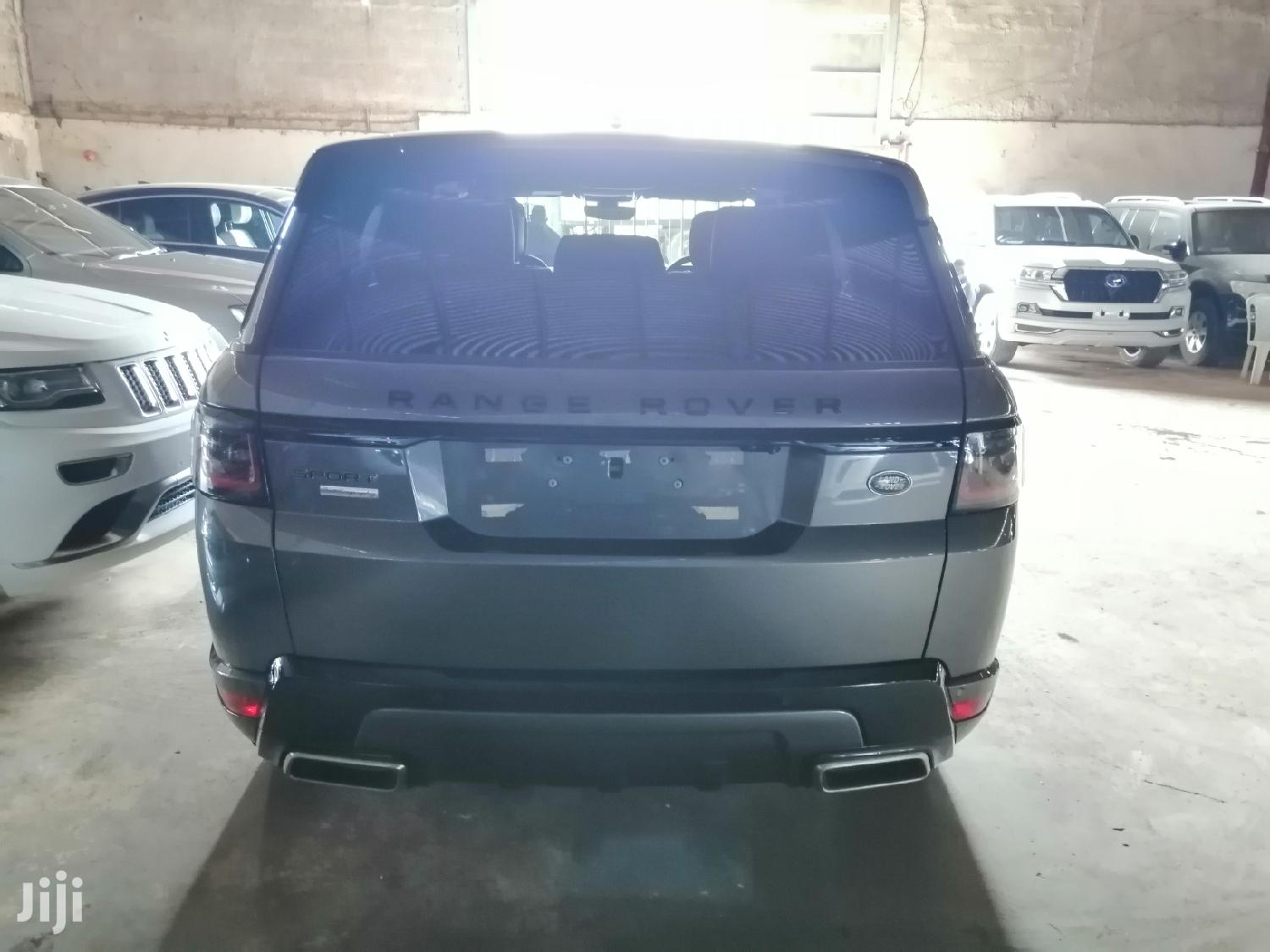 Archive: Land Rover Range Rover Sport Autobiography 2019 Gray