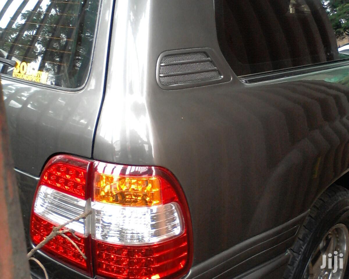 Toyota Land Cruiser 2003 Gray | Cars for sale in Kampala, Central Region, Uganda