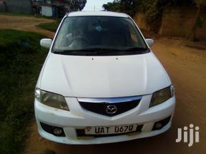 Mazda Premacy 2003 White