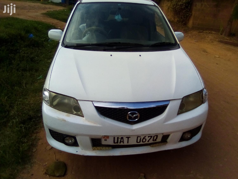 Archive: Mazda Premacy 2003 White