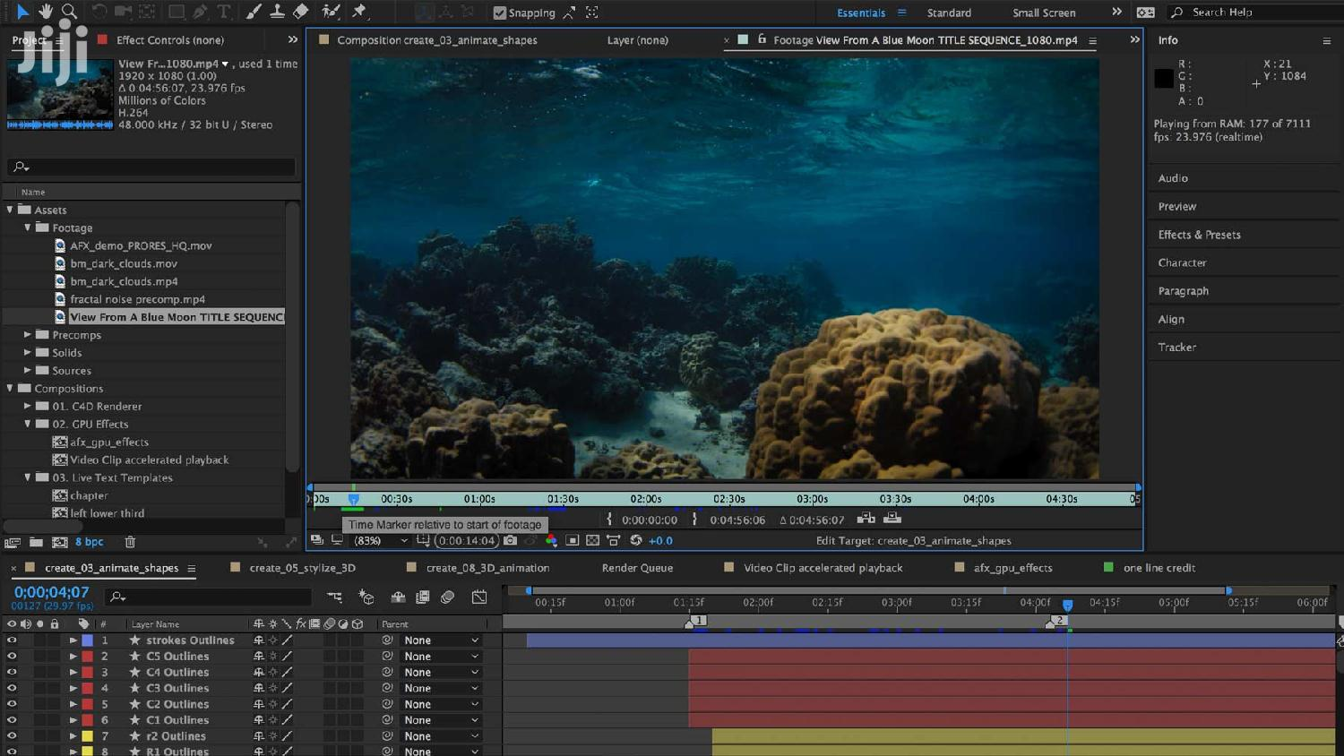Video Editing And Content Creation Training