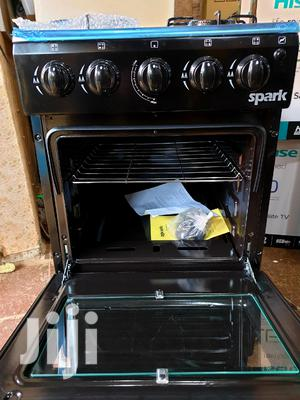 Gas Cooker And Mini Oven