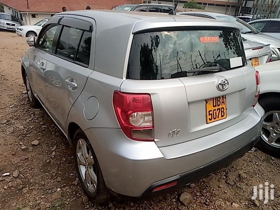 Toyota IST 2006 Silver