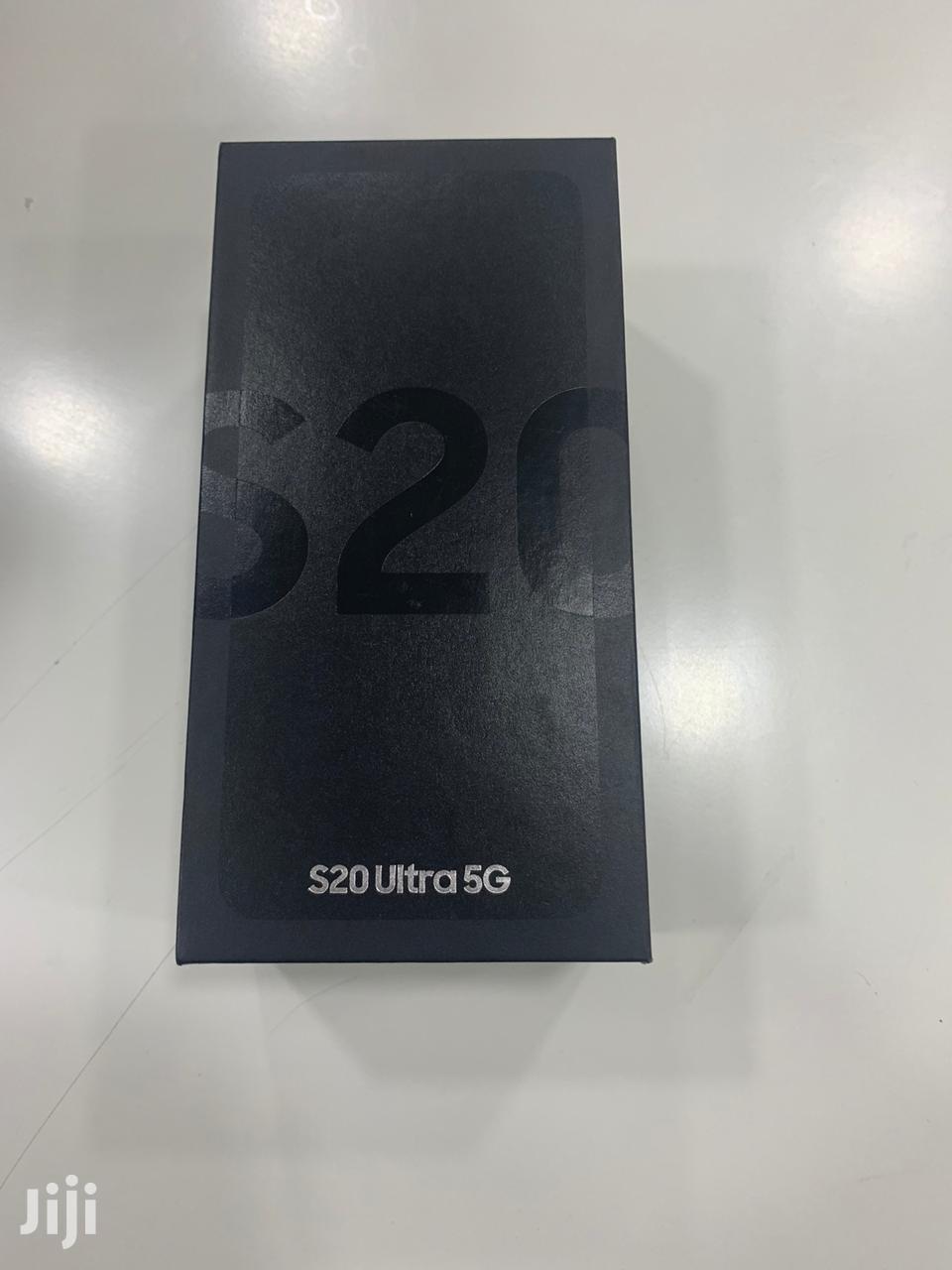 Archive: New Samsung Galaxy S20 Ultra 128 GB Gray