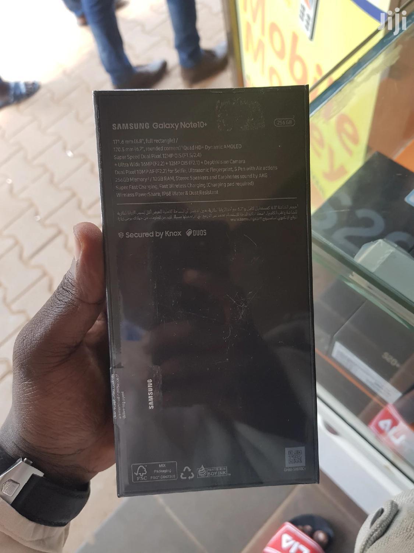 New Samsung Galaxy Note 10 Plus 256 GB Black | Mobile Phones for sale in Kampala, Central Region, Uganda