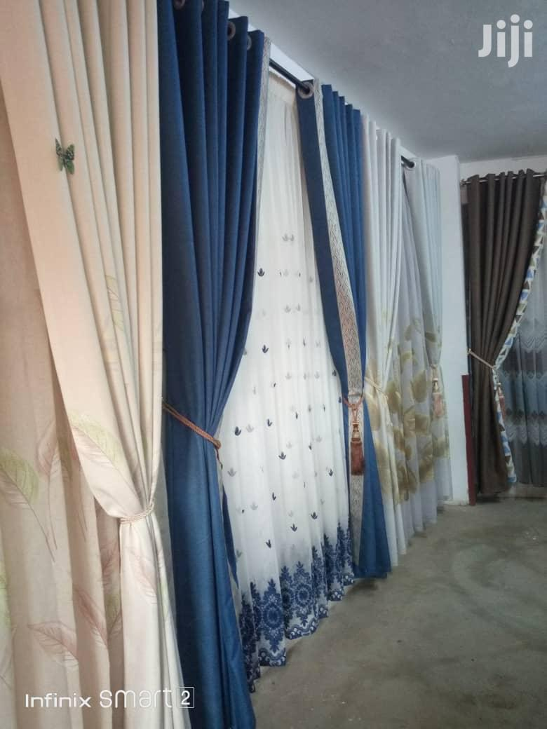 Curtains And Curtains Rod | Home Accessories for sale in Kampala, Central Region, Uganda