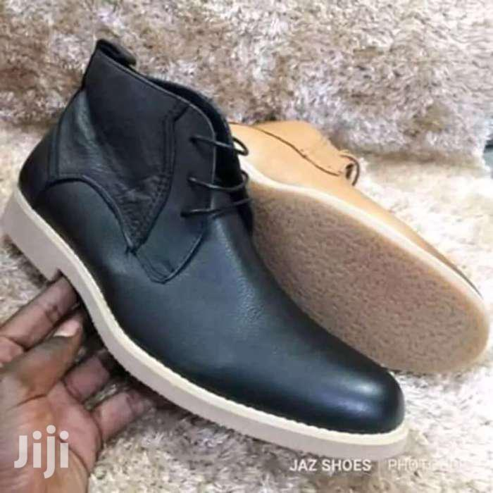 Archive: Timberland Original Pure Leather And Rubber Outsole