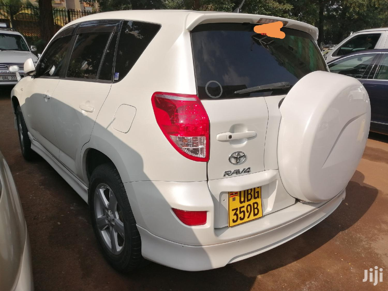 Toyota RAV4 2006 White | Cars for sale in Kampala, Central Region, Uganda