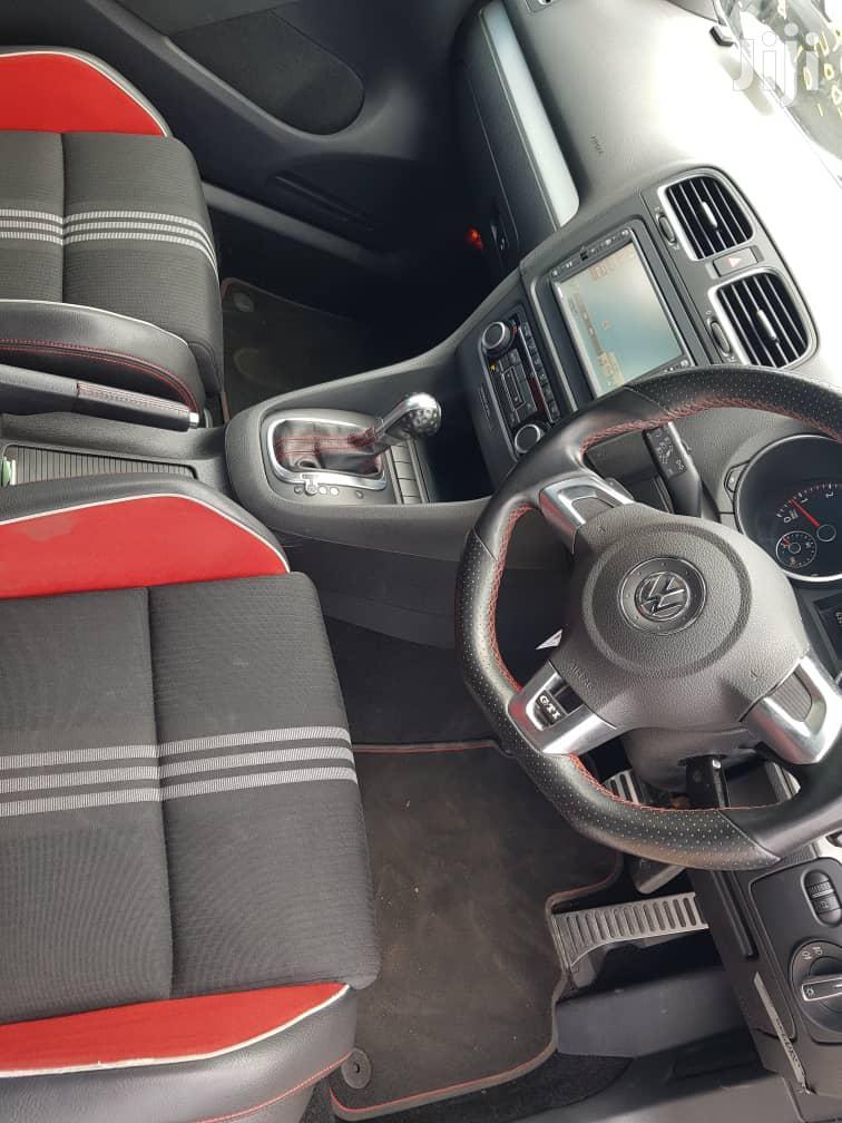 Archive: Volkswagen Golf GTI 2012 White