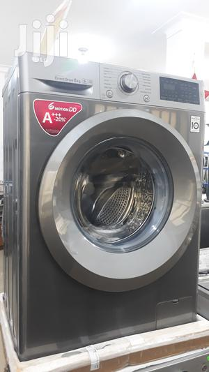 6kg LG Front Loader Washing Machine