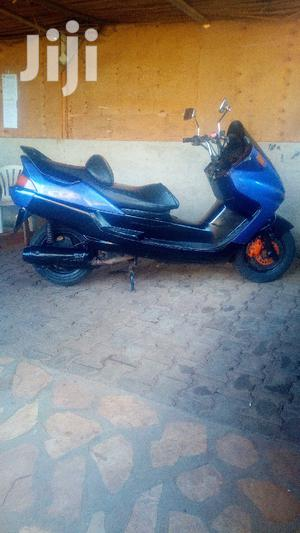 Yamaha Majesty 2000 Black