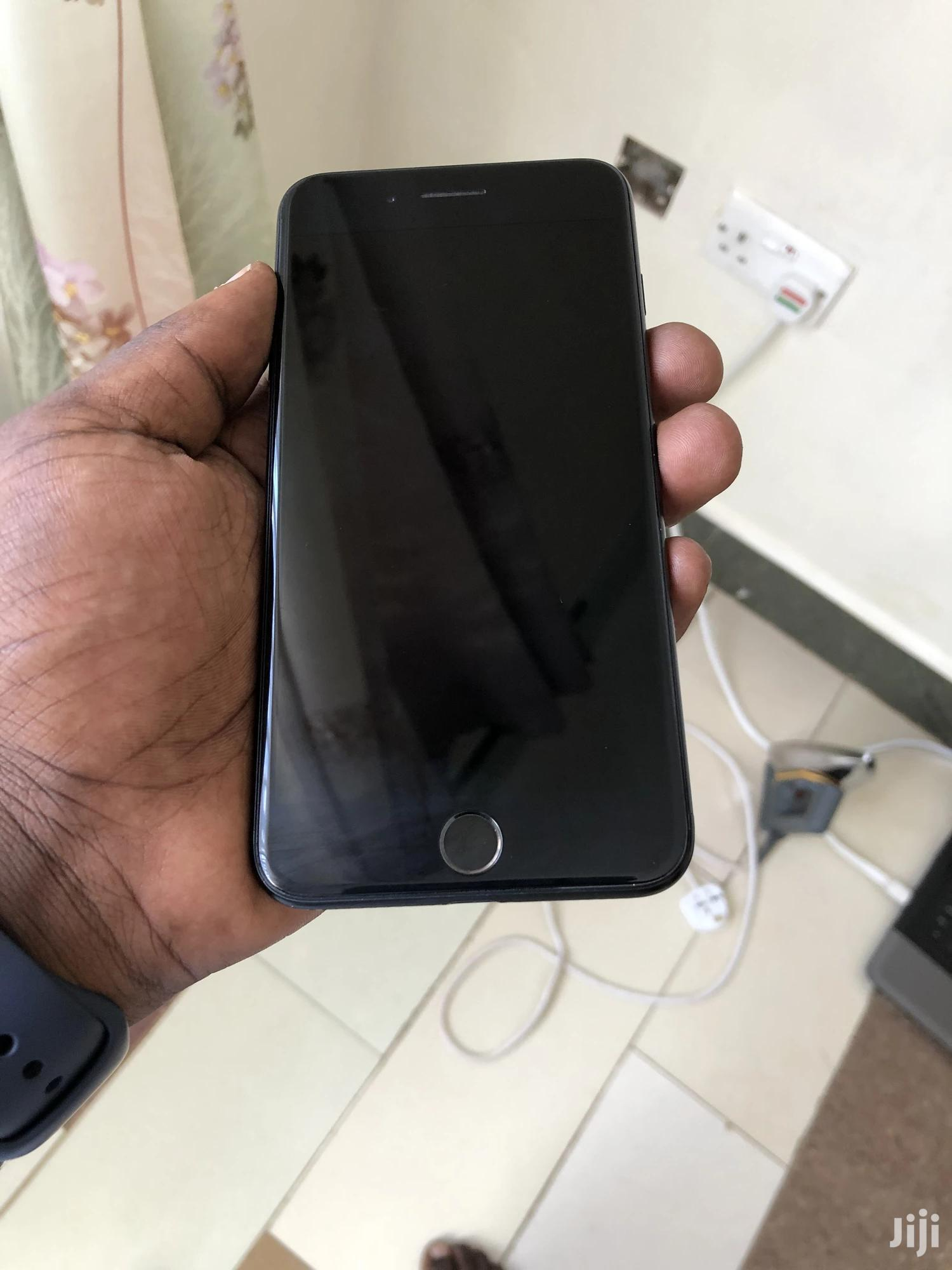 Apple iPhone 7 Plus 32 GB Black   Mobile Phones for sale in Kampala, Central Region, Uganda