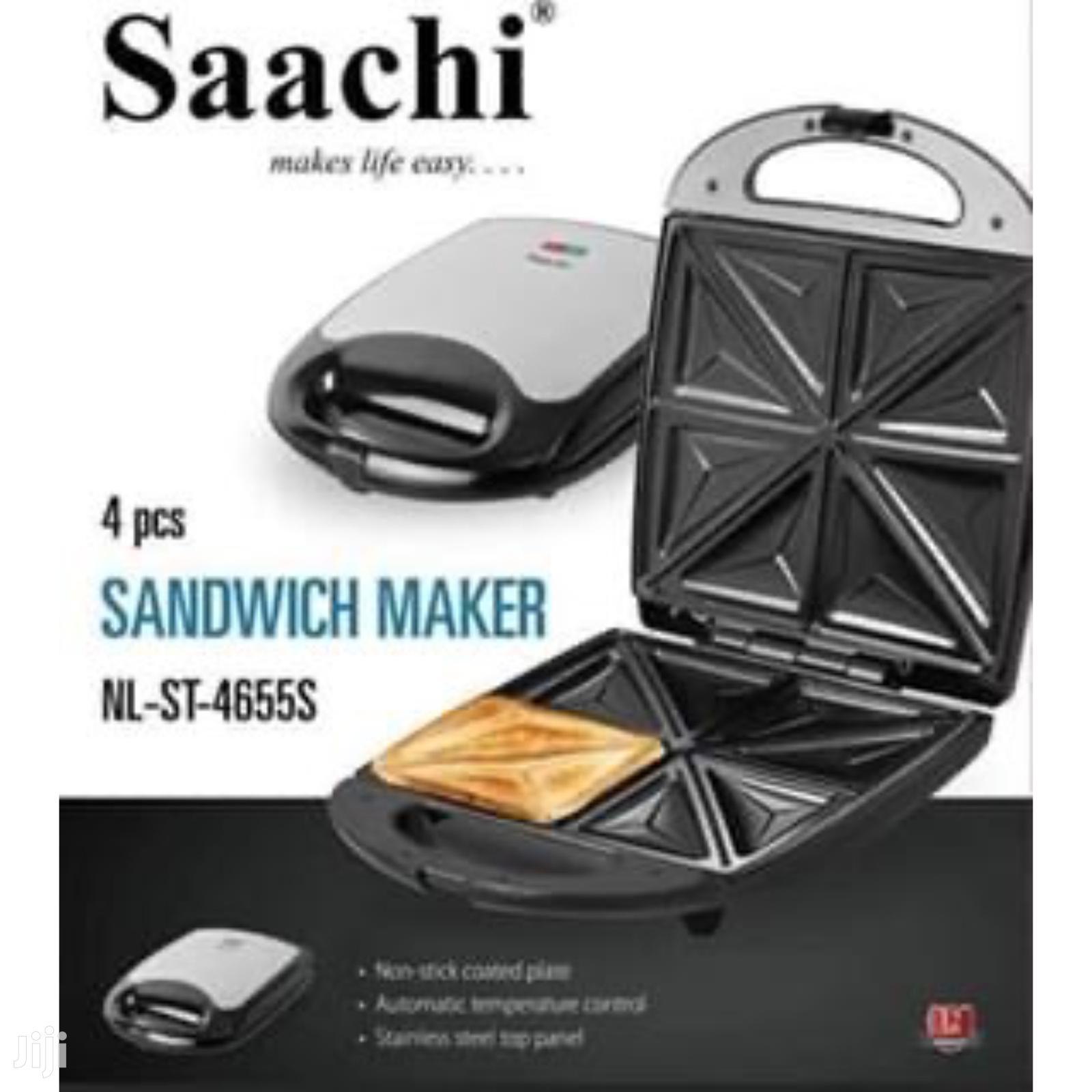 Saachi Sandwich Maker