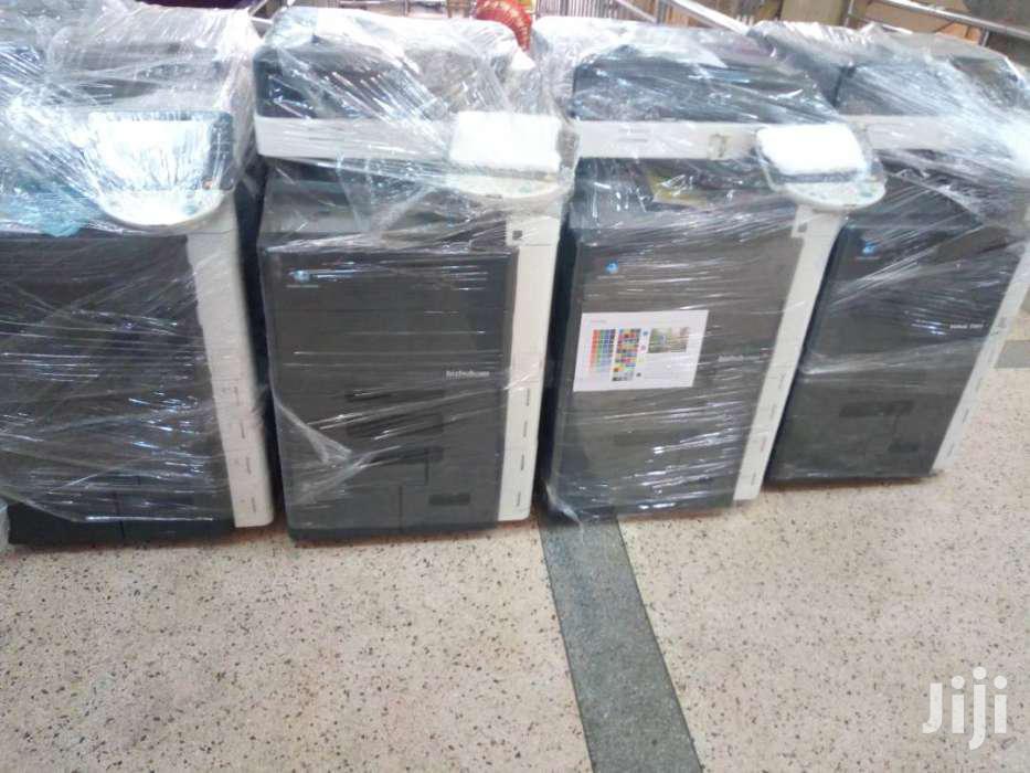 Heavy Duty Printers Konica Bizhub