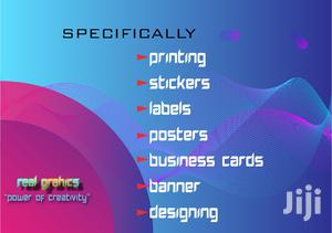 Printing Designing Branding | Printing Services for sale in Central Region, Mukono