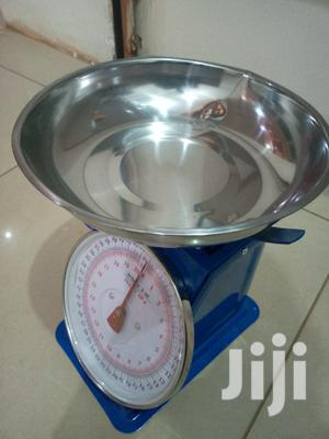 Weighing Scale With Top Plate