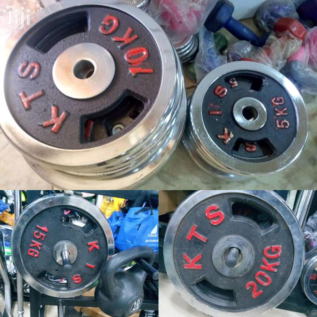 Weights For Gym