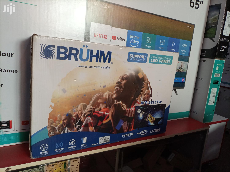 Bruhm 32 Inches LED Digital Flat Screen TV