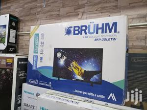 32 Inches Bruhm LED Digital Flat Screen Tv. | TV & DVD Equipment for sale in Central Region, Kampala
