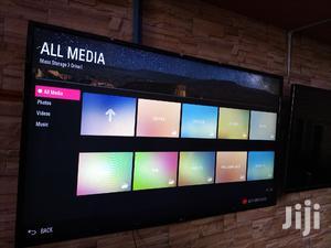 LG 50 Inches LED Digital/Satellite Flat Screen Tv. | TV & DVD Equipment for sale in Central Region, Kampala