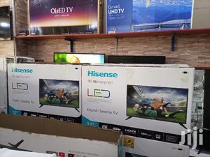 New 32 Inches LED Digital/Satellite Flat Screen Tv.   TV & DVD Equipment for sale in Central Region, Kampala