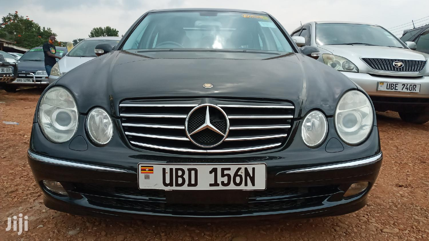 Mercedes-Benz E350 2008 Black