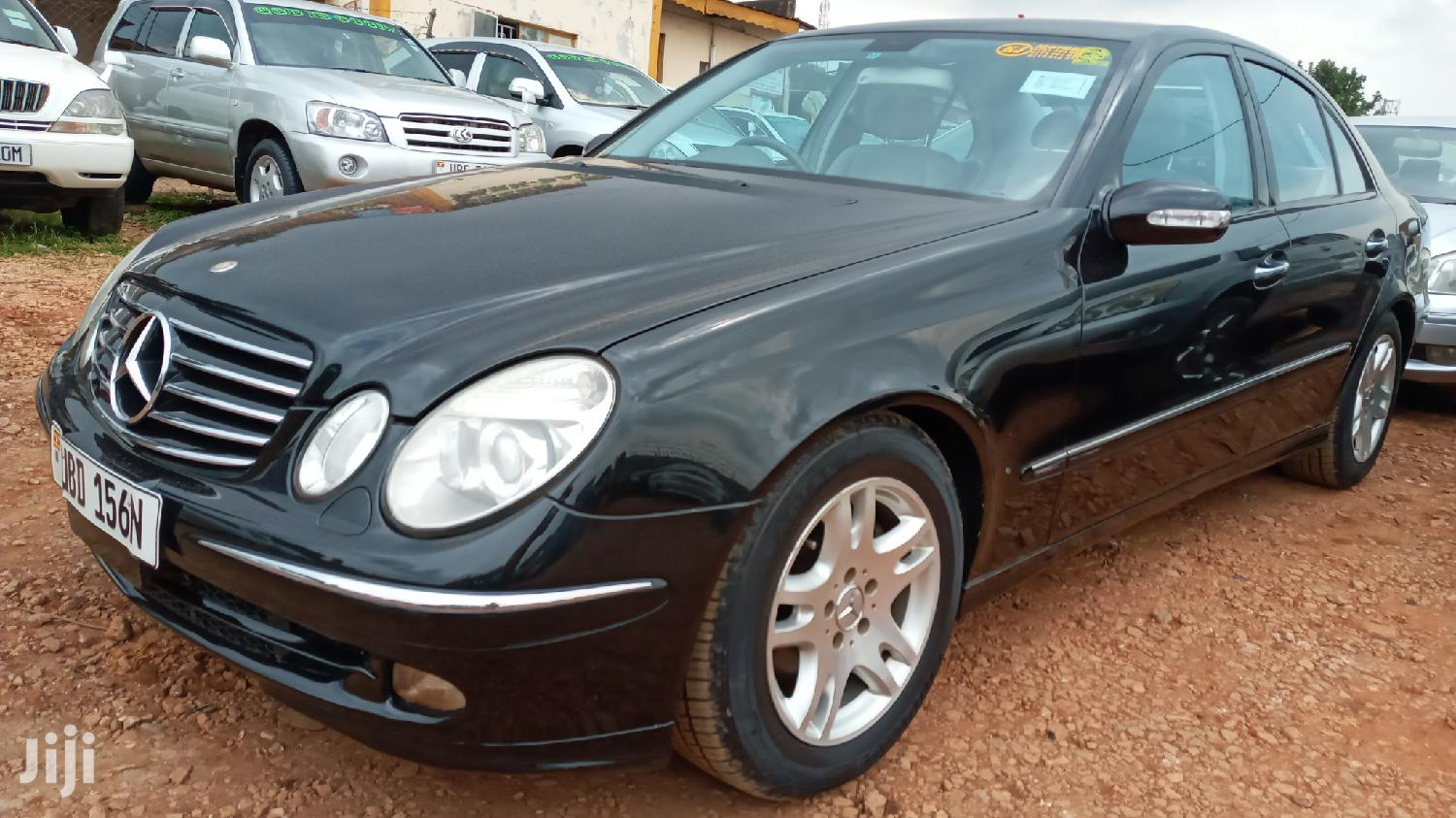 Mercedes-Benz E350 2008 Black | Cars for sale in Kampala, Central Region, Uganda