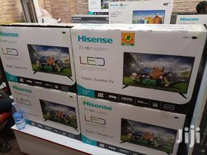 Hisense 32 Inches LED Digital/Satellite Flat Screen Tv. | TV & DVD Equipment for sale in Central Region, Kampala
