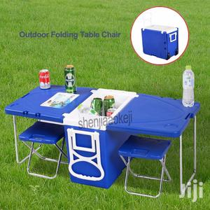 Outdoor Picnic Camping Cooler With Table And 2chairs. | Camping Gear for sale in Central Region, Kampala
