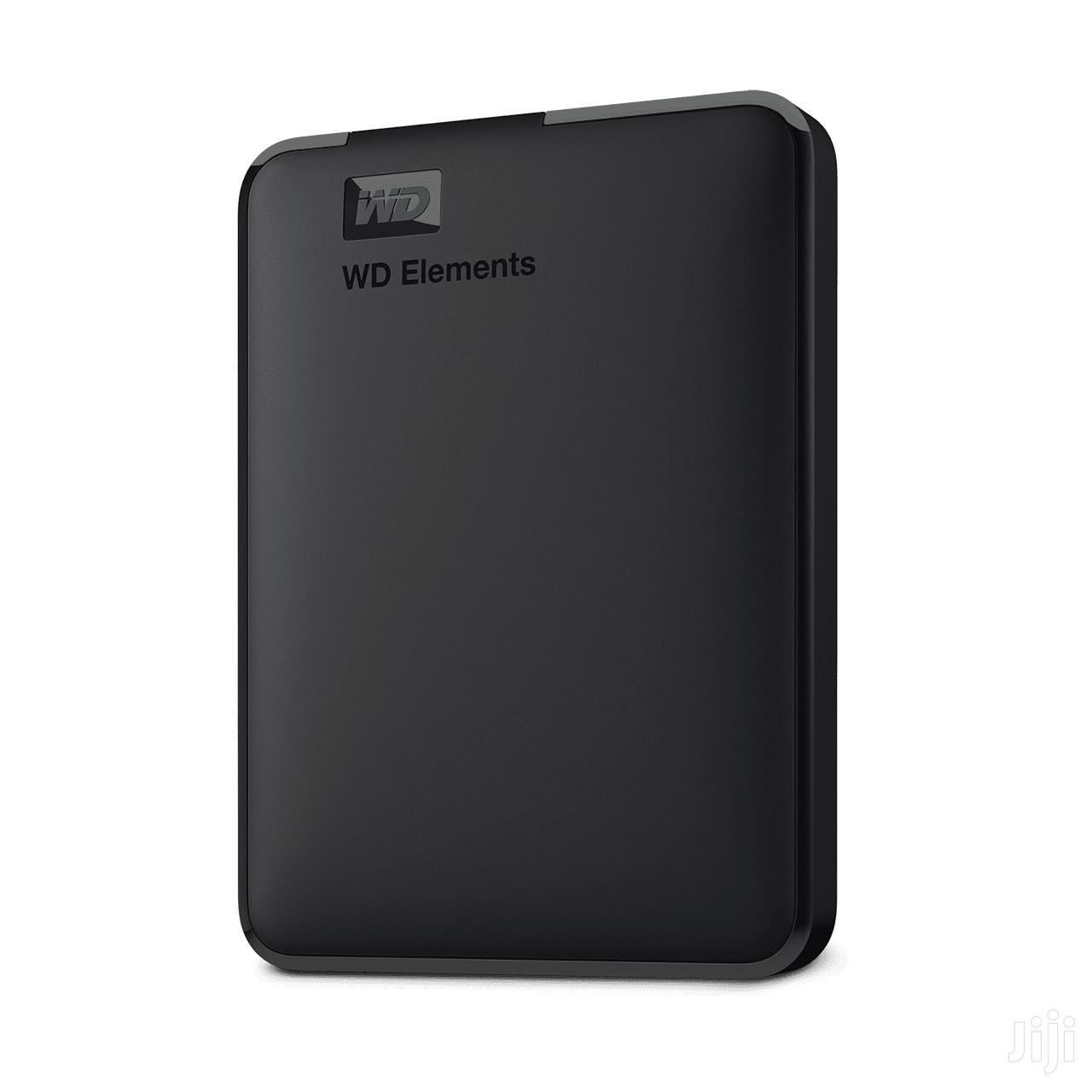 Archive: External Hard Drive 500GB